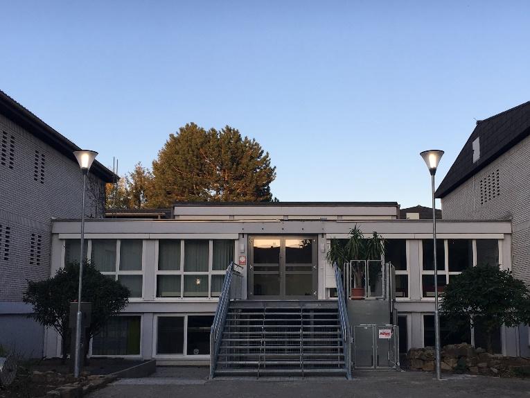 Schulzentrum nachher