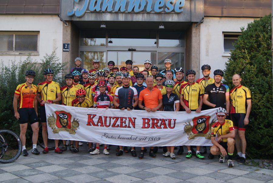 Spendenradrennen